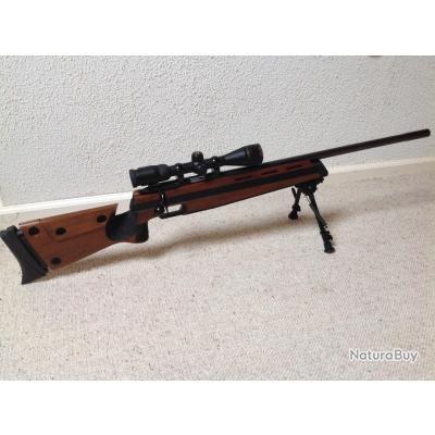 Anschutz 1907  22 Long Rifle