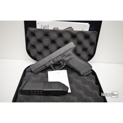 pistolet glock 17F gen4
