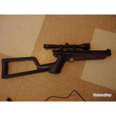 CROSMAN 1377 CUSTOM - Pistolets à plomb et CO2 (5209886)