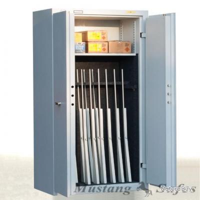armoire forte pour 15 armes coffres forts et armoires. Black Bedroom Furniture Sets. Home Design Ideas