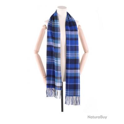 Echarpe Bleu PROMOTION idee cadeau NOEL    - Echarpes, Tours de cou ... 4dc3a9847ab