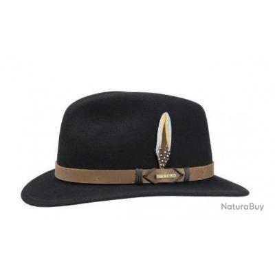 faf6886e Chapeau Stetson noir M - Chapeaux, casquettes, bobs, bonnets et ...