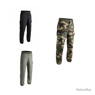 Pantalon treillis militaire F2 Kaki