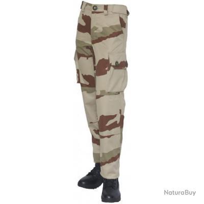 Pantalon de combat type FELIN camo désert