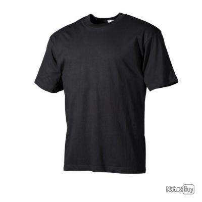 Tee shirt. Pro Company 160 g m². noir