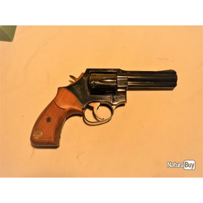revolver manurhin MR 73 cal 9 para