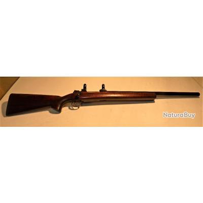 carabine sporting fabrication Alain Adjemian cal 7mm08 rem
