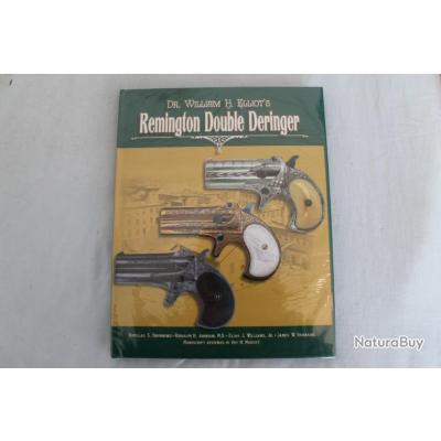 Remington double deringer