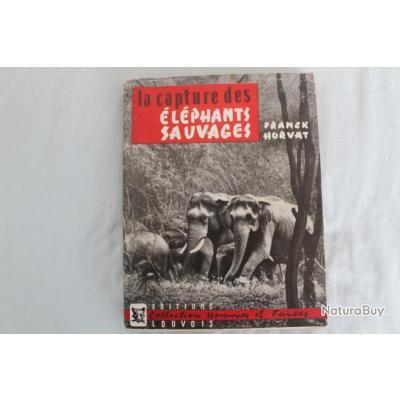 La capture des éléphants