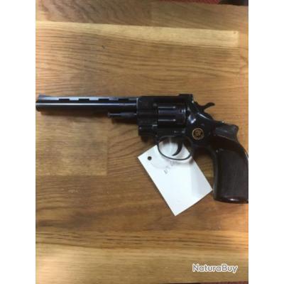 Arminius Hw7 22lr Revolver