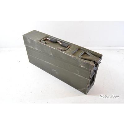 Caisse à munitions Allemande, idéal transport stockage balles Mauser 98K, TIR TAR Reconstitution (A)