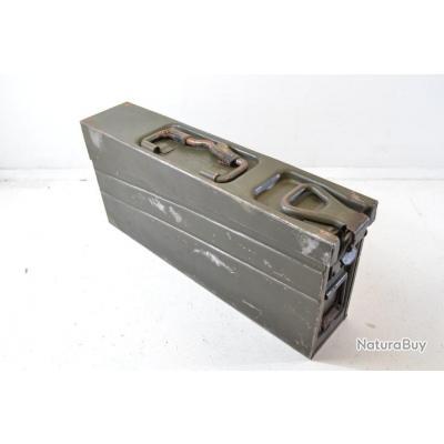 Caisse à munitions Allemande, idéal transport stockage balles Mauser 98K, TIR TAR Reconstitution (F)