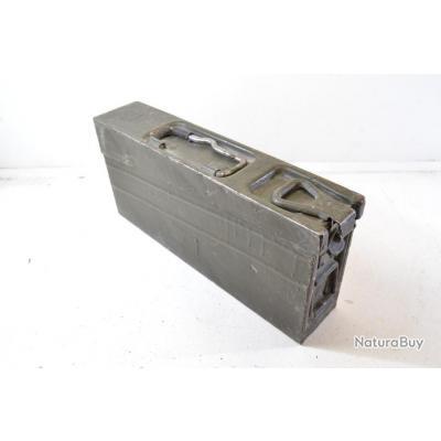 Caisse à munitions Allemande, idéal transport stockage balles Mauser 98K, TIR TAR Reconstitution (I)