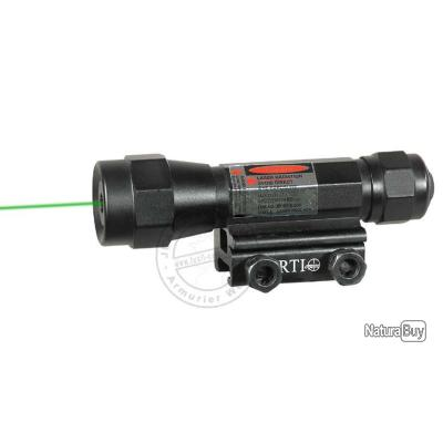 Tactique Laser Rti Pointeur Rti Laser Vert Vert Tactique Pointeur Nwm8O0vn
