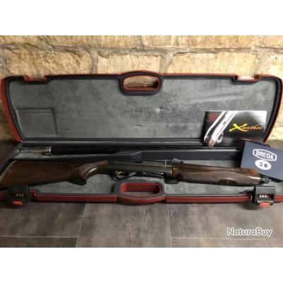 Fusil semi-automatique BREDA XANTHOS calibre 12/76 bille acier neuf dans sa mallette