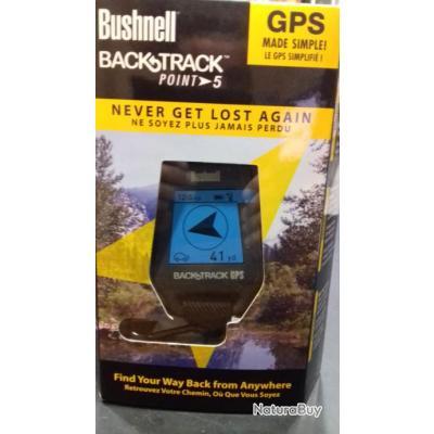 GPS BACK TRACK POINT 2 bushnell  neuf