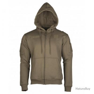 Sweat shirt avec capuche Ranger 11472002 OD Green