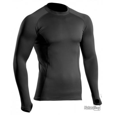 Maillot Thermo Performer niveau 3 TOE Noir