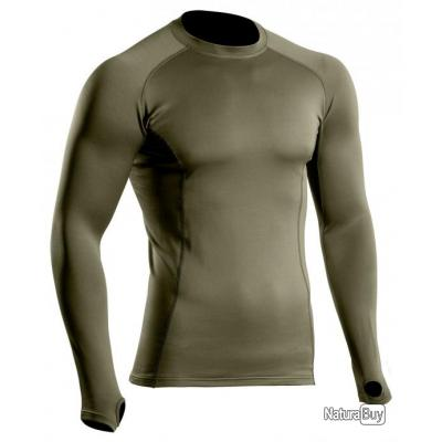 Maillot Thermo Performer niveau 2 TOE OD Green