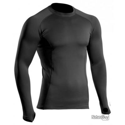 Maillot Thermo Performer niveau 2 TOE Noir