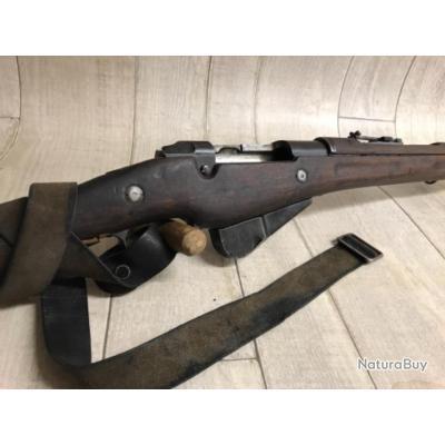 Mousqueton St Etienne BERHIER M16 calibre 8mm Lebel