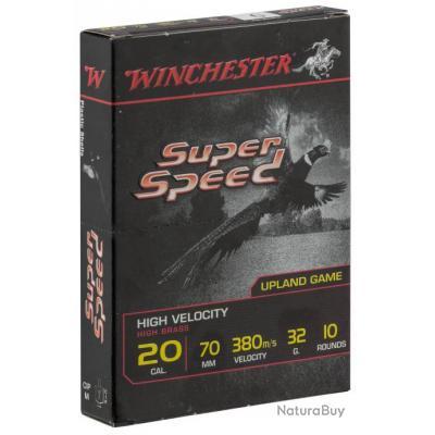 """( SPEED, culot de 16, N°2)Cartouches Winchester Super Speed - Cal. 20/70"""
