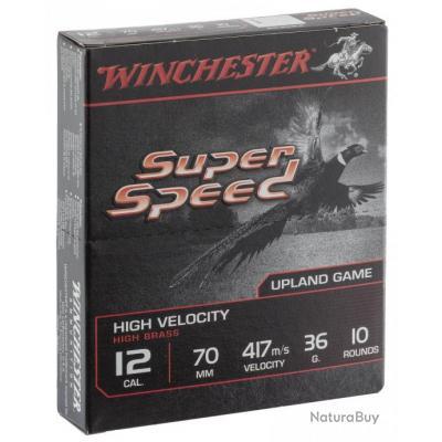 ( SPEED, culot de 20,N°1)Cartouches Winchester Super Speed - Cal. 12/70