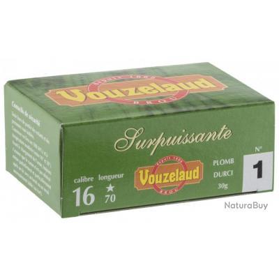 VOUZELAUD SURPUISSANTE Cartouches Vouzelaud Surpuissante Cal. 16 70