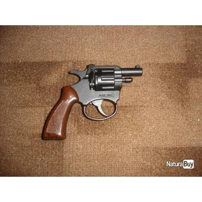 Revolver d'alarme Vanguard n° 1 double action only - made in Italy - cal 6mm à blanc