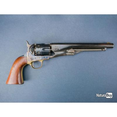 COLT 1860 FLUTED ARMY .44 LAXFORD