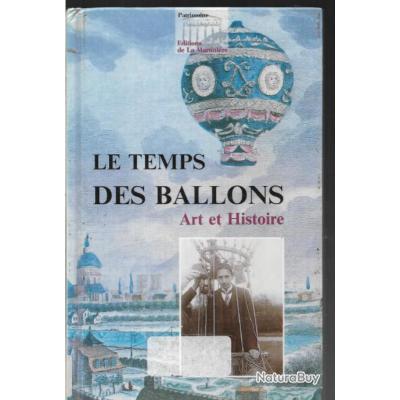 le temps des ballons art et histoire , montgolfières et ballons à gaz