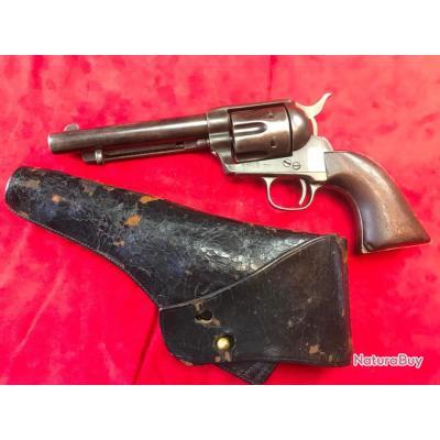 Colt SAA 1873 cal.45LC Artillerie + étui US (1158)