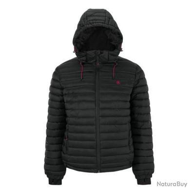 M Blazewear Noir Chauffante Homme Outdoor Gilets Veste Traveller UqI1fU