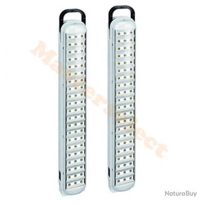À X Rampe Suspendre 2 Lampe Leds Lot Rechargeable Puissante Baladeuse 63 Batterie tCdsrxhQ