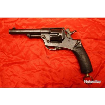 Revolver réglementaire marine Italienne GLISENTI  Mle 1874/89