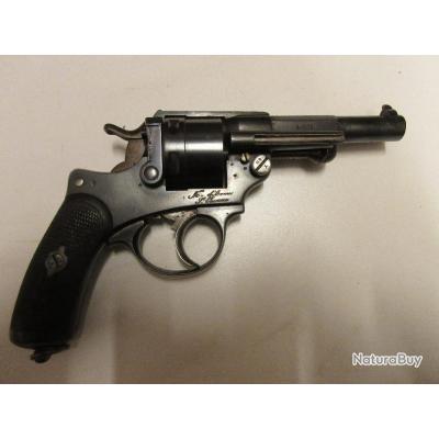 Revolver d'officier d'ordonnance  1873 Saint Etienne 11 mm