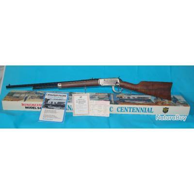 Carabine à levier sous garde Winchester, Edition Spéciale Canadian Pacific, Calibre 32 win, NEUVE