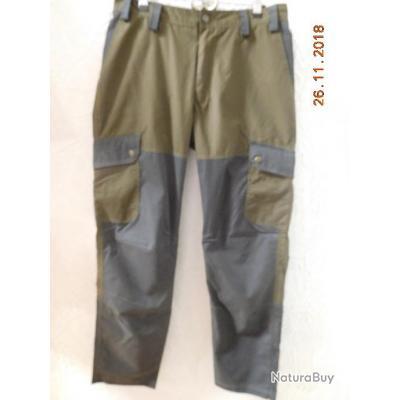 DEERHUNTER pantalon LOFOTEN, vert/gris foncé,