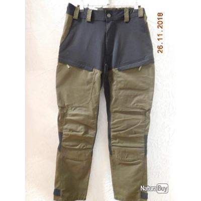 DEERHUNTER pantalon STRIKE, vert/noir,