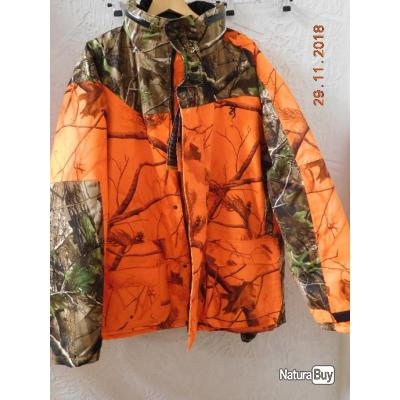 BROWNING XPO ONE REAL TREE, taille 3xl,
