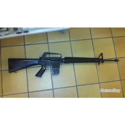 ARMI JAGER AP74 22LR copie M16 2 chargeurs