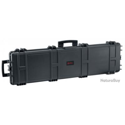 Mallette XL Waterproof grise 137 x 39 x 15 cm mousse vague - Nuprol
