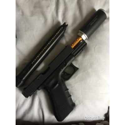 Airsoft Glock G18c