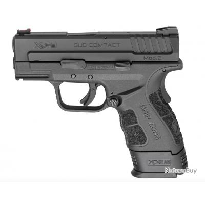 Pistolet HS Produkt XD Mod 2 Sub-compact 3'' cal.9x19
