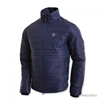 magasin en ligne 289b5 e03ec Veste Chauffante Homme 8K Flexwarm Bleu