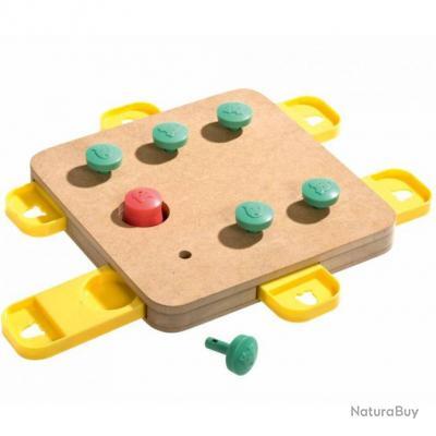 Cube d'entraînement de cerveau pour chien 32x32x5,5 cm 1031722