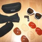 lunettes de tir et ball trap SERFAS -  (s8q3)