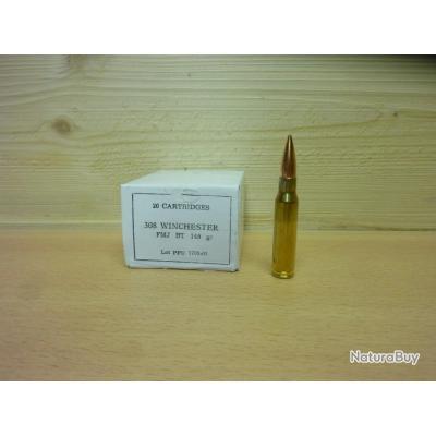 500 munitions 308 - Partizan 145 grains