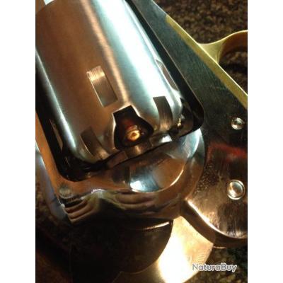 T sachet de 100 cales amorce(ou gardes-amorces) pour revolver à poudre noire (versions translucide )
