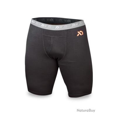 Caleçon court, First Lite, sous-vêtement technique haut de gamme, fin de stock taille L